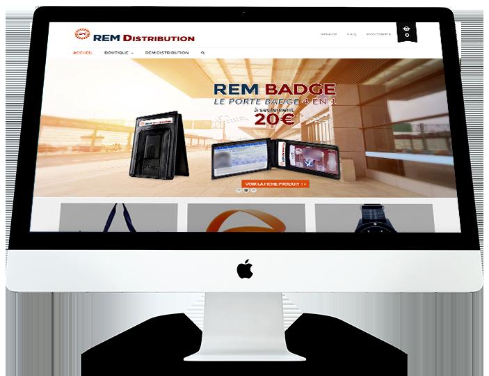 mac rem distribution